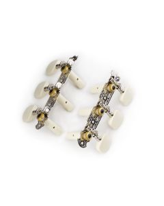Classical Guitar Tuning Keys/Pegs. Machine Head tuners for nylon strung acoustic guitars